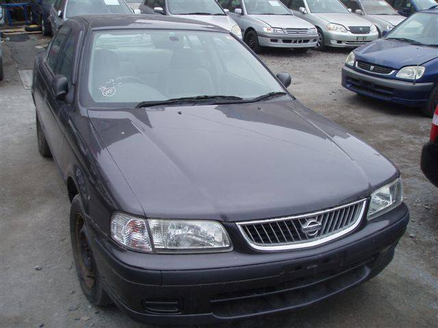 1999 Nissan Sunny Pictures, 1500cc., Gasoline, FF ...