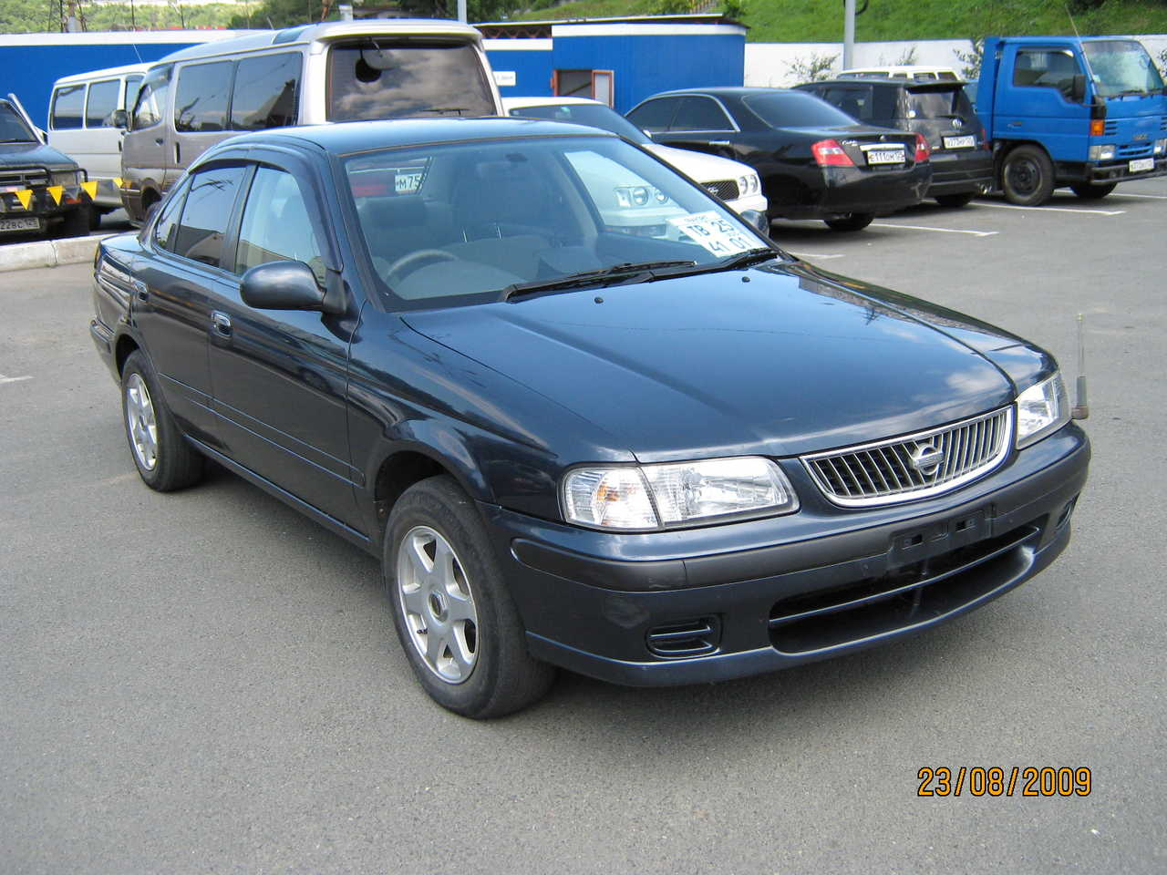 1999 Nissan Sunny Photos, 1.8, Gasoline, FF, Automatic For ...