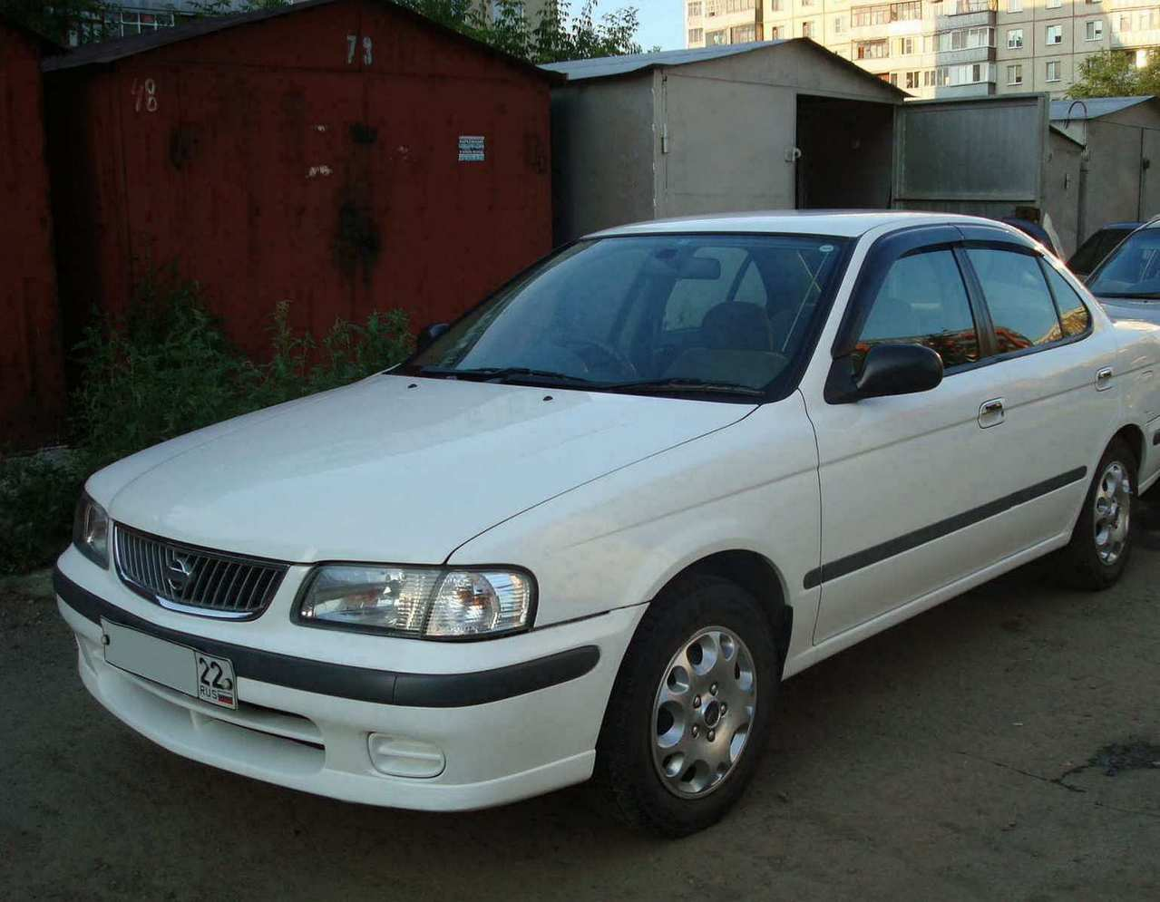 1999 Nissan Sunny Photos, 1.5, Gasoline, FF, Automatic For ...