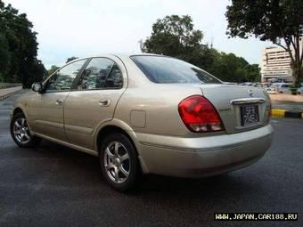 2004 Nissan Sunny Photos