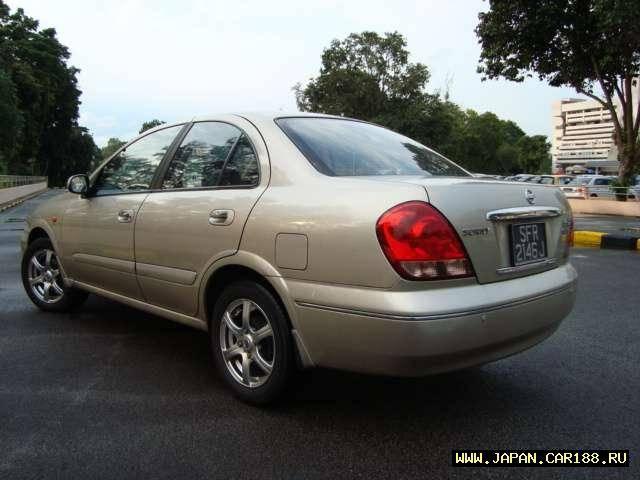 2004 Nissan Sunny Photos, 1.6, Gasoline, Automatic For Sale