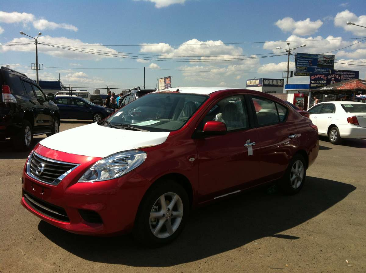 2012 nissan sunny pics  1 5  gasoline for sale