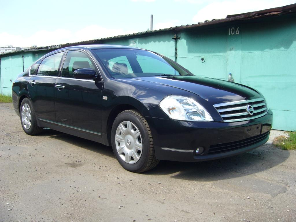 Used Nissan Altima For Sale >> 2005 Nissan Teana Photos, 2.3, Gasoline, FF, Automatic For Sale
