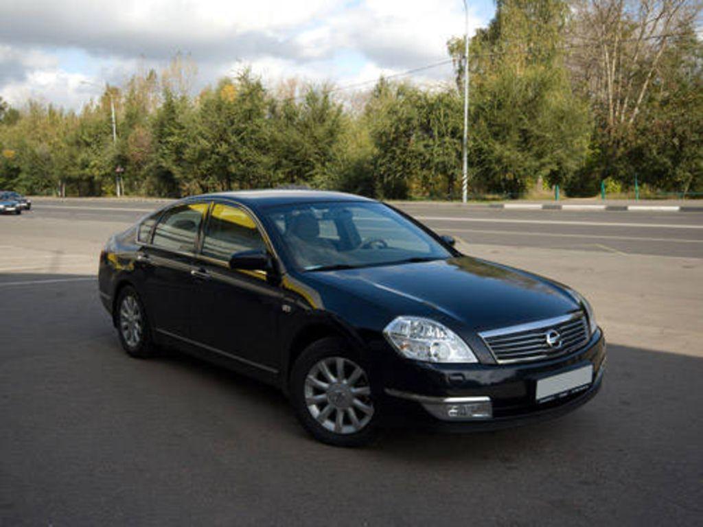 Nissan Teana Used Car
