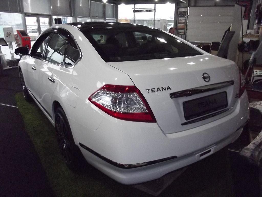 2003 Nissan Altima >> 2012 Nissan Teana Pictures, 3.5l., Gasoline, FF, CVT For Sale
