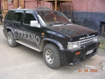 1991 nissan terrano pictures 2 7l diesel manual for sale rh cars directory net 93 Nissan Pickup Engine VG30E www Motor 93 Nissan VG30E Diagramas
