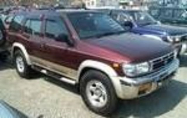 1996 Nissan Terrano Ii Pictures