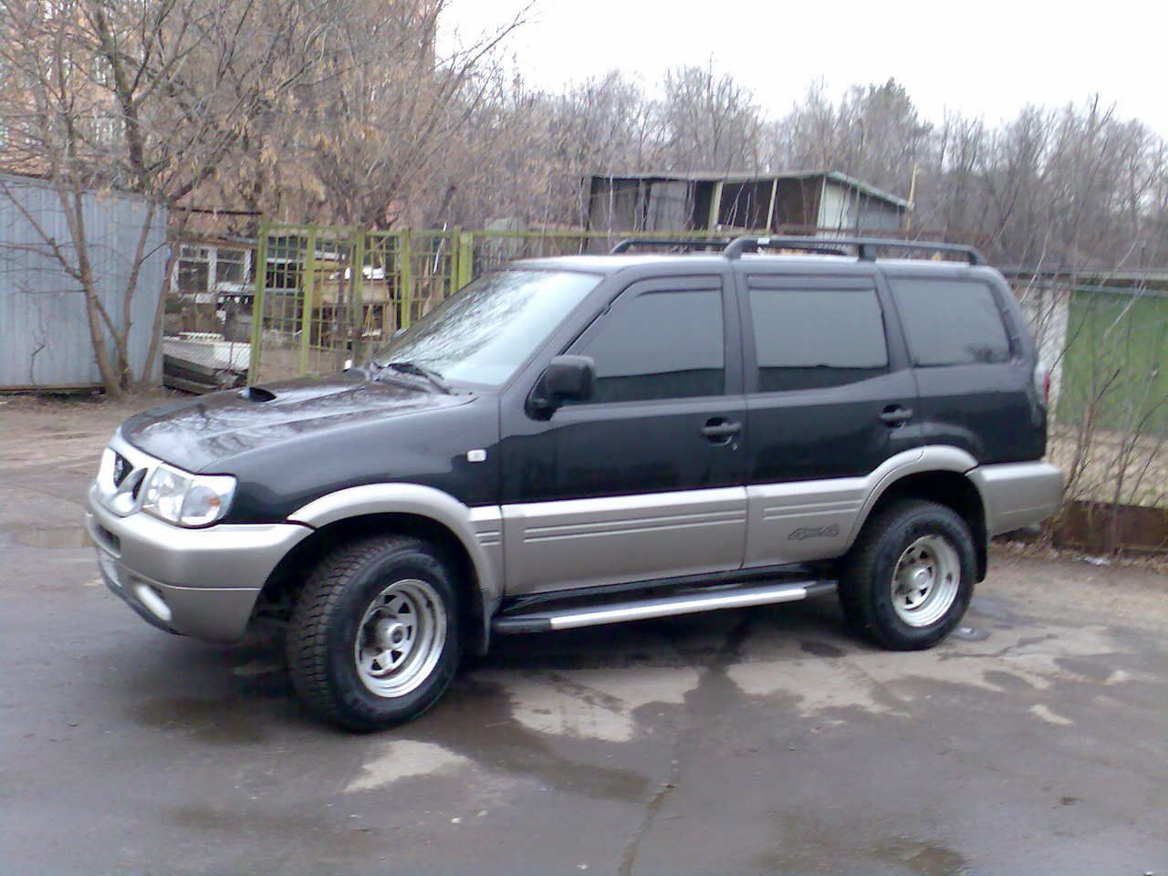 2000 Nissan Terrano Ii Photos 2 7 Diesel Automatic For Sale