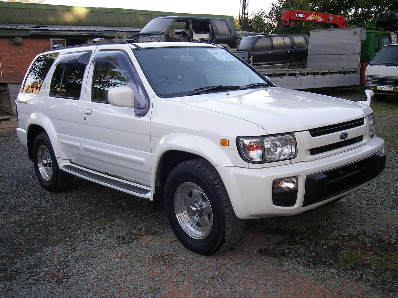 Used 1999 Nissan Terrano Regulus Photos 3000cc Diesel