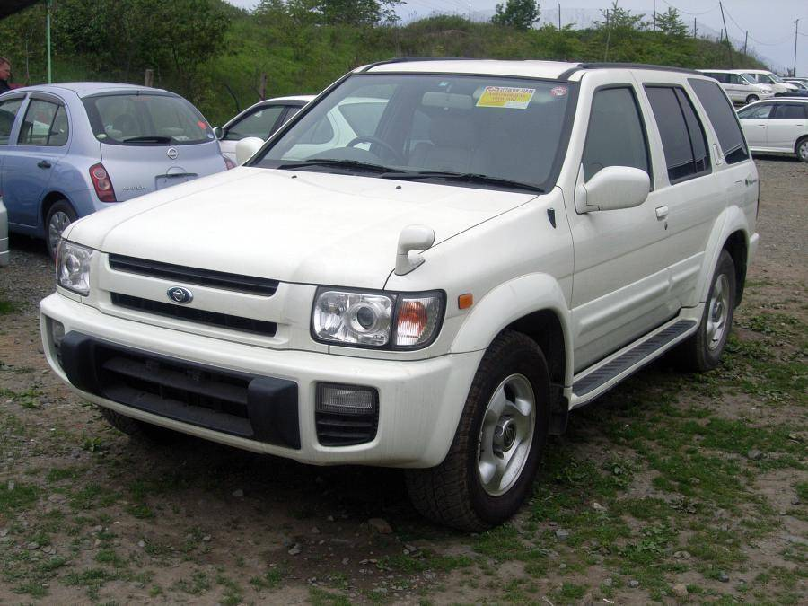used 2002 nissan terrano regulus wallpapers 3 2l gasoline