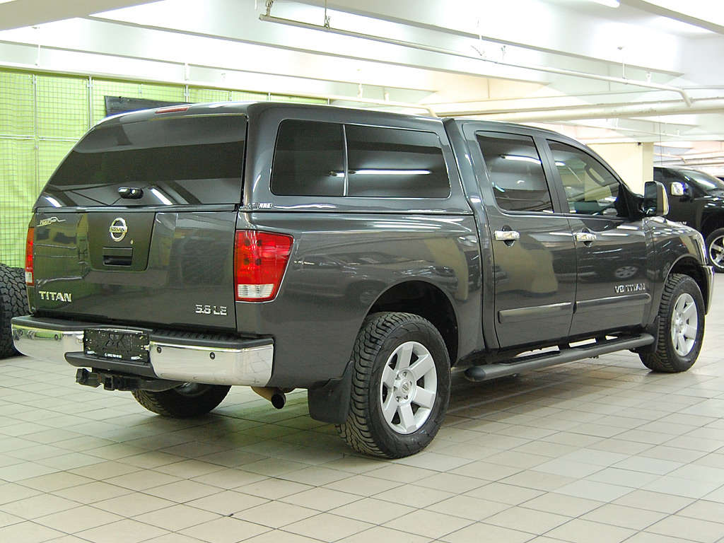 2006 nissan titan for sale 5552cc gasoline automatic. Black Bedroom Furniture Sets. Home Design Ideas