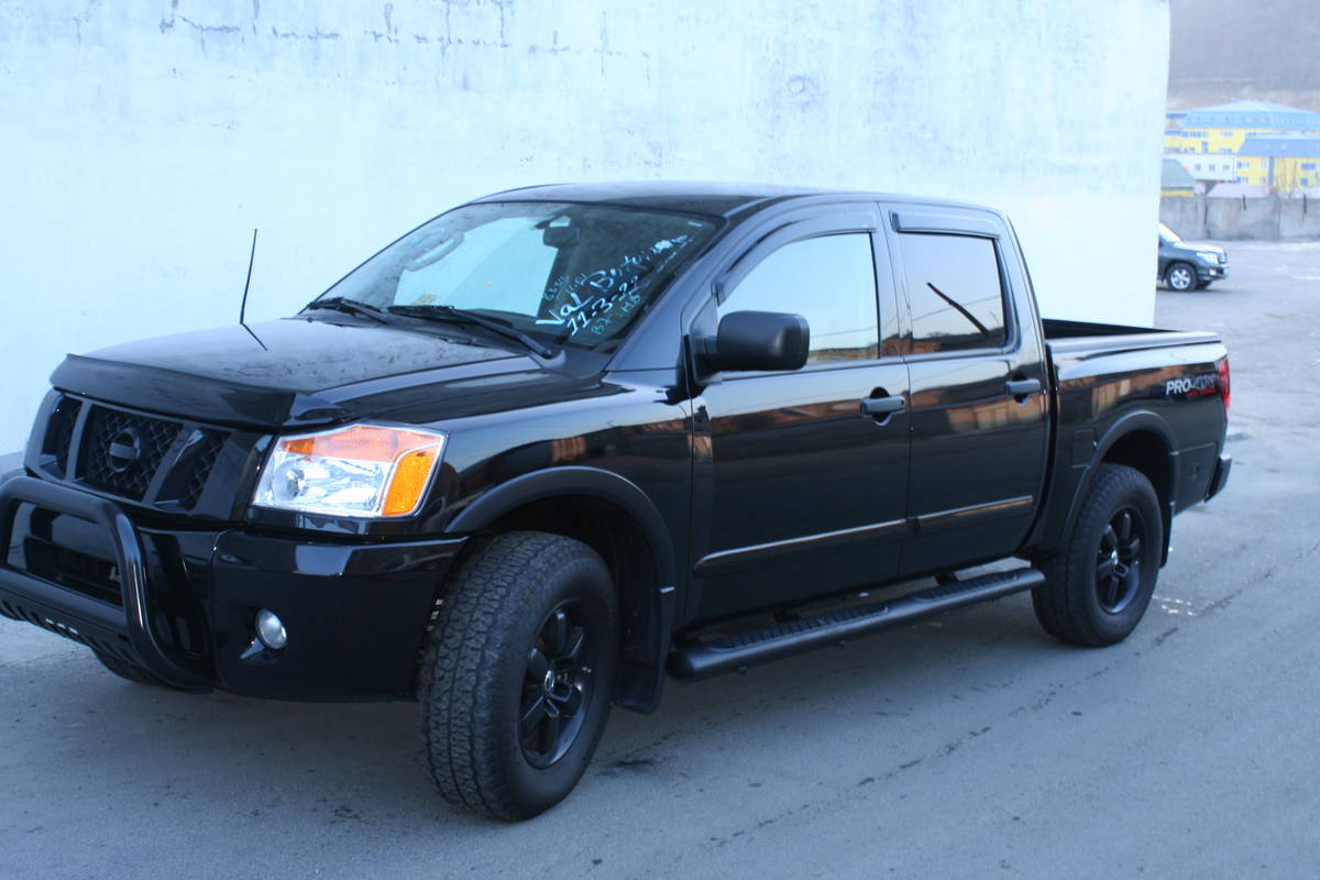 2010 nissan titan pictures gasoline automatic for sale. Black Bedroom Furniture Sets. Home Design Ideas