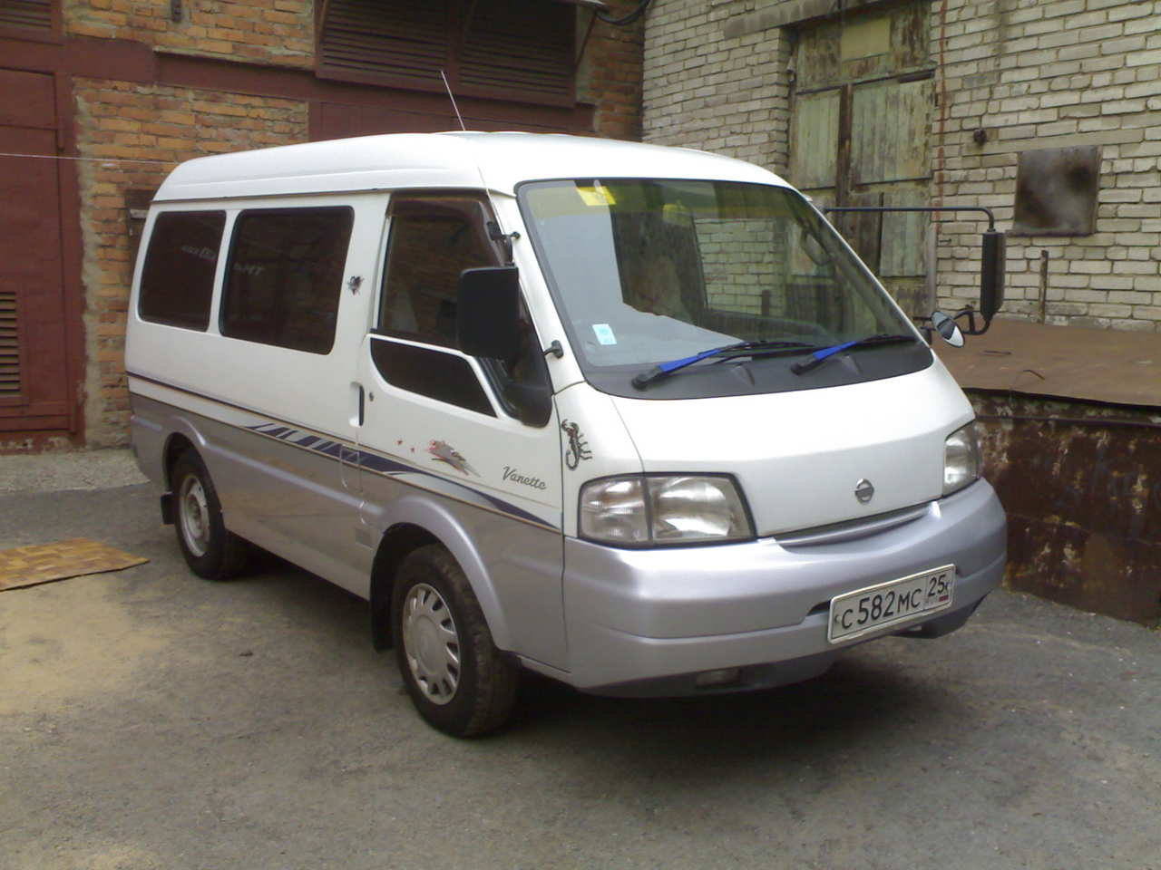 2000 Nissan Vanette For Sale, 1.8, Gasoline, Automatic For Sale