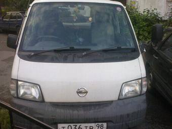 2004 Nissan Vanette Pictures