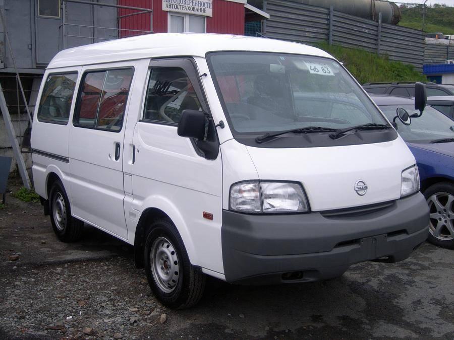 2006 Nissan Vanette Photos, 1800cc., Gasoline, Automatic For Sale