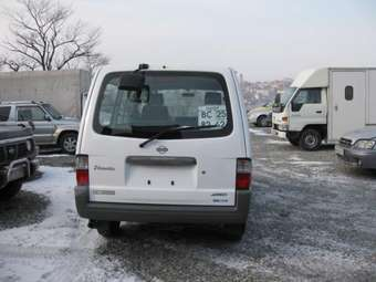 2003 Nissan Vanette VAN Photos
