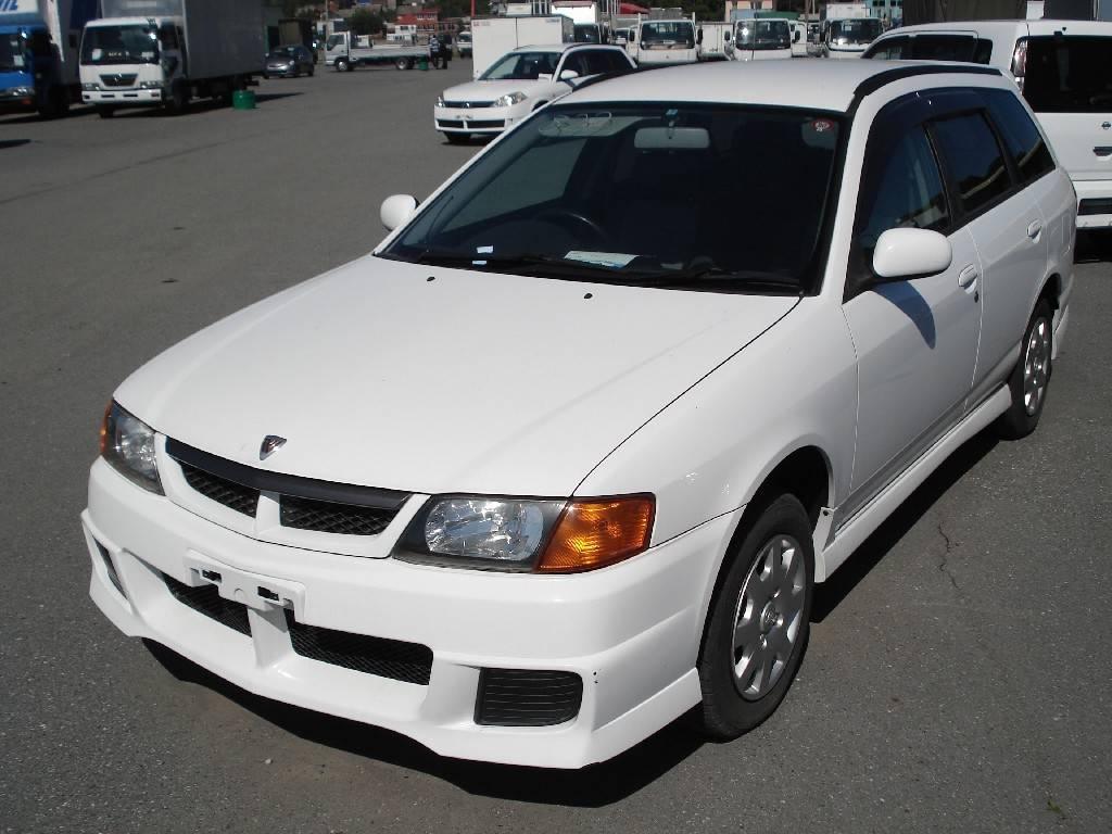 2001 Nissan Wingroad For Sale 1 8 Gasoline Ff