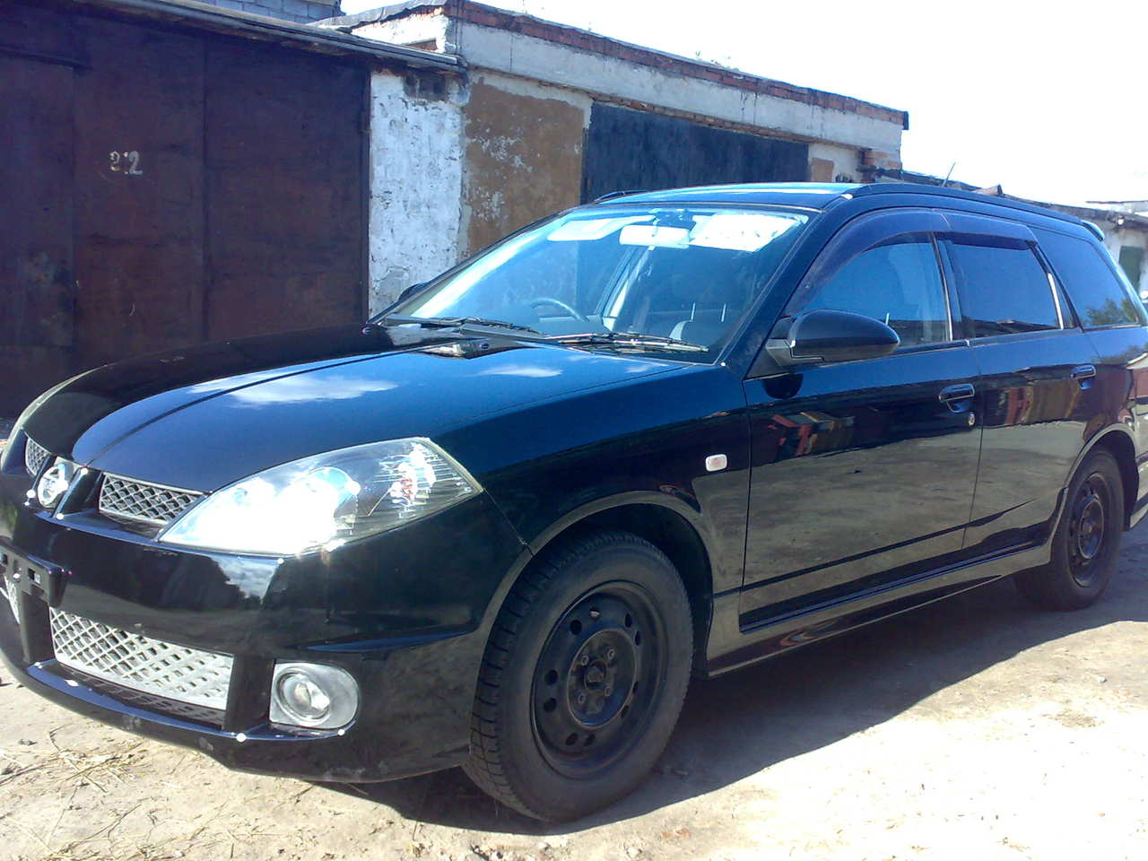Nissan Wingroad Review >> 2002 Nissan Wingroad Pictures, 1.5l., Gasoline, FF, Automatic For Sale