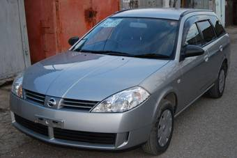 2005 Nissan Wingroad Photos