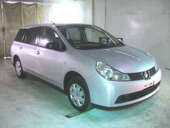 2006 Nissan Wingroad Pictures