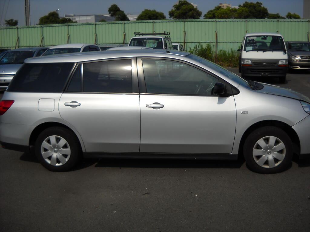 2006 Nissan Wingroad Pictures 1500cc Gasoline Ff