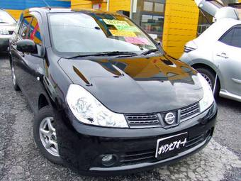 2007 Nissan Wingroad Images