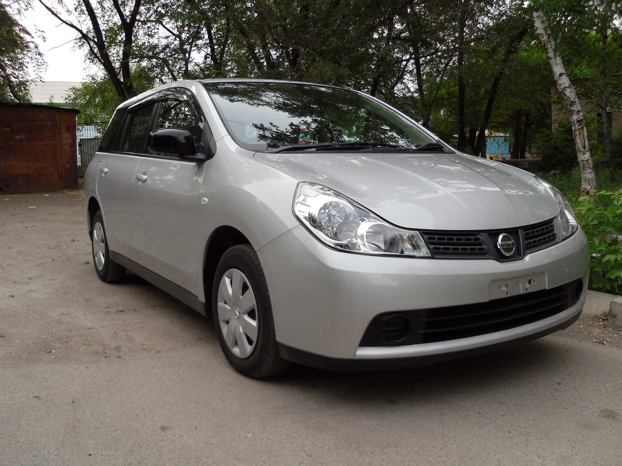 2008 Nissan Wingroad Photos 1 5 Gasoline Ff Automatic