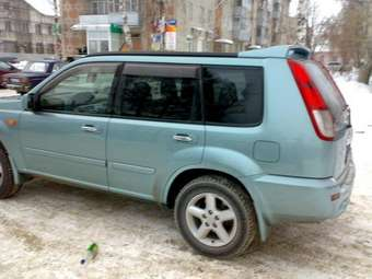 2000 nissan x trail for sale 2 0 gasoline automatic for sale. Black Bedroom Furniture Sets. Home Design Ideas