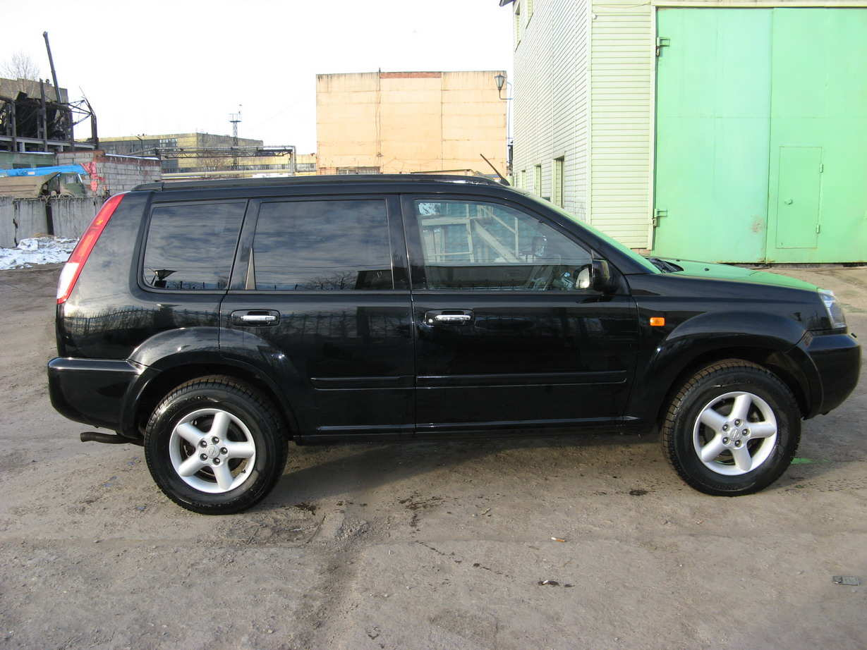 2000 nissan x trail pics 2 0 gasoline automatic for sale. Black Bedroom Furniture Sets. Home Design Ideas