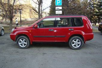 2000 Nissan X-trail Pictures
