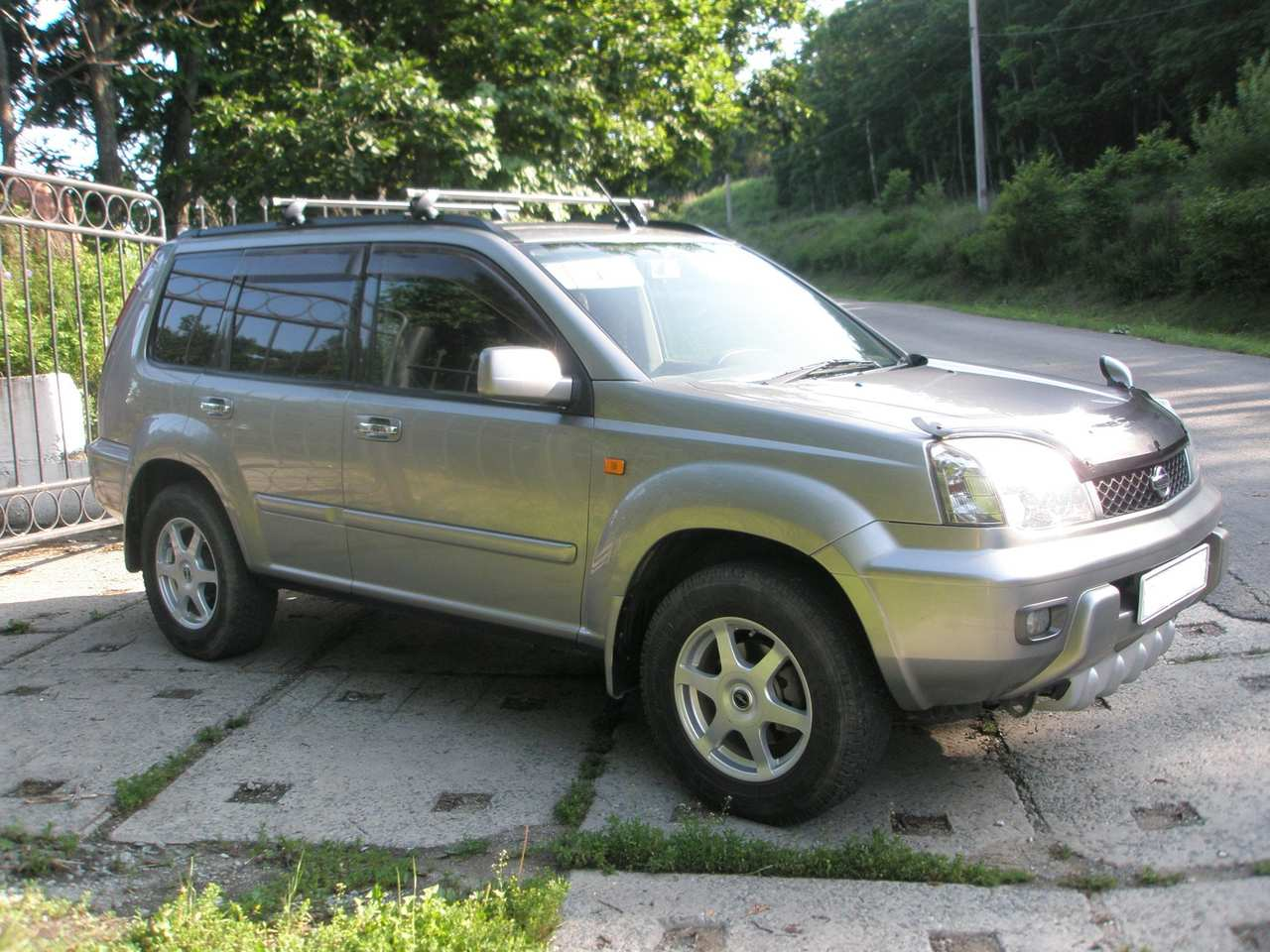used 2000 nissan x trail photos 2000cc gasoline automatic for sale. Black Bedroom Furniture Sets. Home Design Ideas