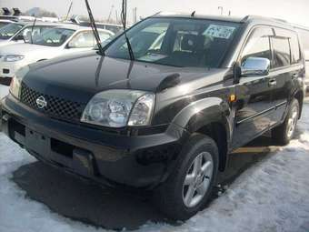 2001 Nissan X-trail Pictures