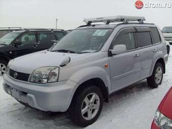 2002 Nissan X-trail For Sale