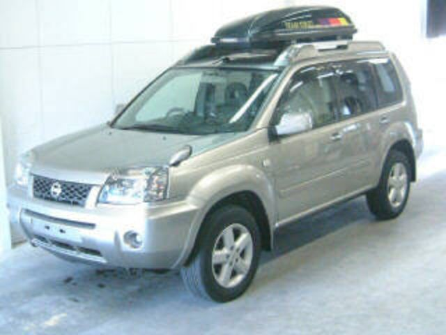 2003 nissan x trail photos. Black Bedroom Furniture Sets. Home Design Ideas