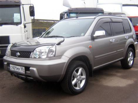 2003 nissan x trail for sale 2000cc automatic for sale. Black Bedroom Furniture Sets. Home Design Ideas