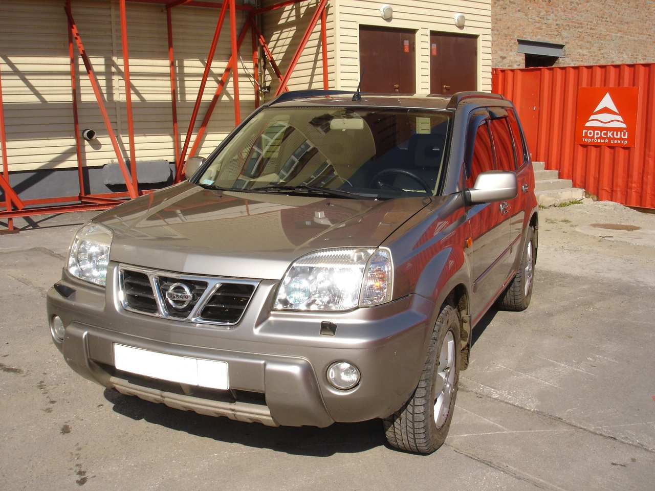 2003 nissan x trail for sale 2 0 gasoline automatic for sale. Black Bedroom Furniture Sets. Home Design Ideas