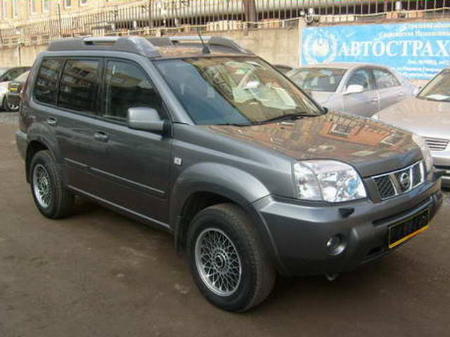 2003 nissan x trail photos 2 2 diesel manual for sale. Black Bedroom Furniture Sets. Home Design Ideas