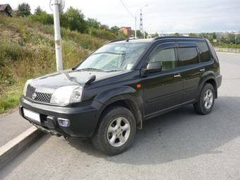 2003 Nissan X-trail Photos