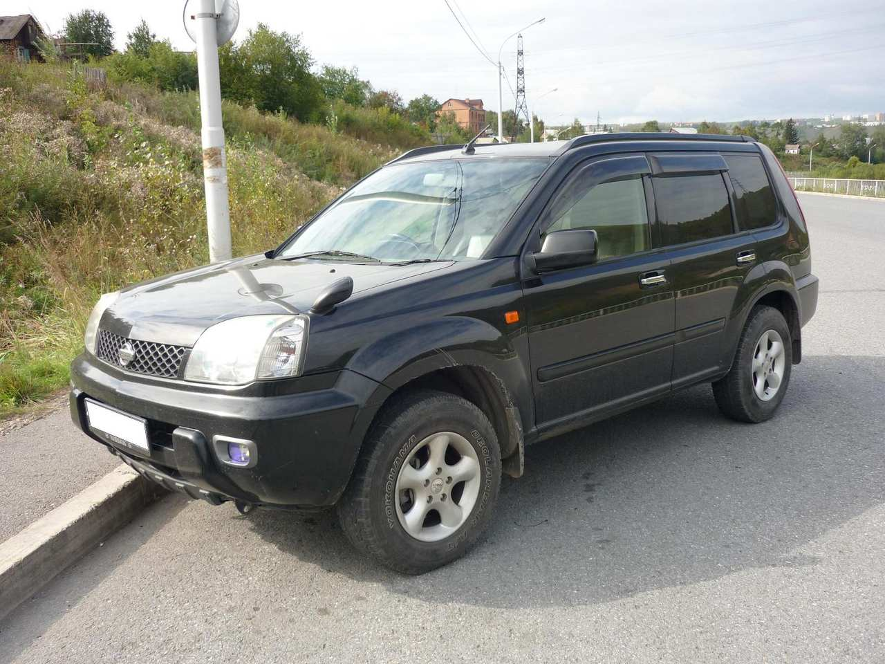 used 2003 nissan x trail photos 2000cc gasoline automatic for sale. Black Bedroom Furniture Sets. Home Design Ideas