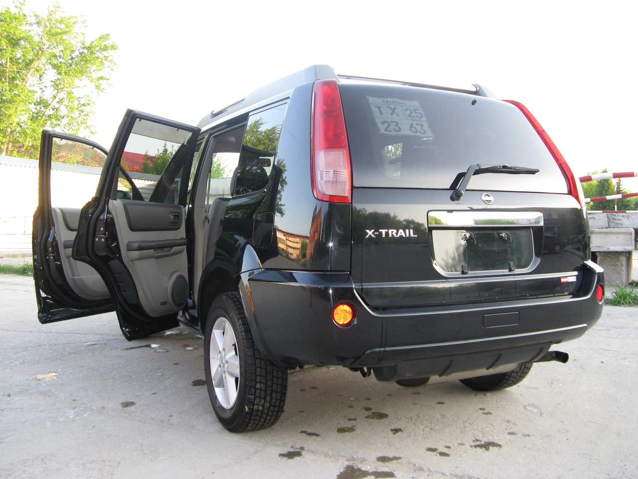 2003 nissan x trail photos gasoline automatic for sale. Black Bedroom Furniture Sets. Home Design Ideas