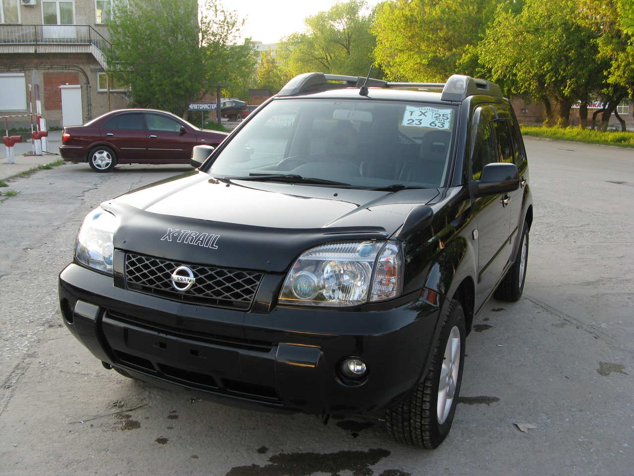2003 nissan x trail wallpapers gasoline automatic for sale. Black Bedroom Furniture Sets. Home Design Ideas