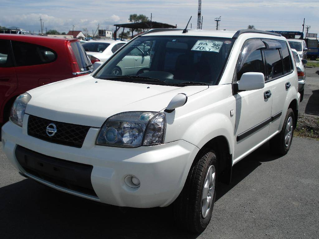 2003 nissan x trail photos 2 0 gasoline automatic for sale. Black Bedroom Furniture Sets. Home Design Ideas