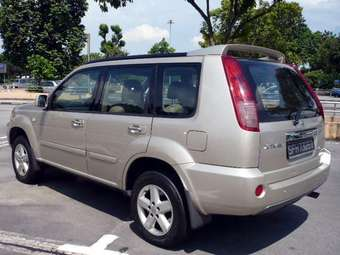 2004 Nissan X-trail Pictures