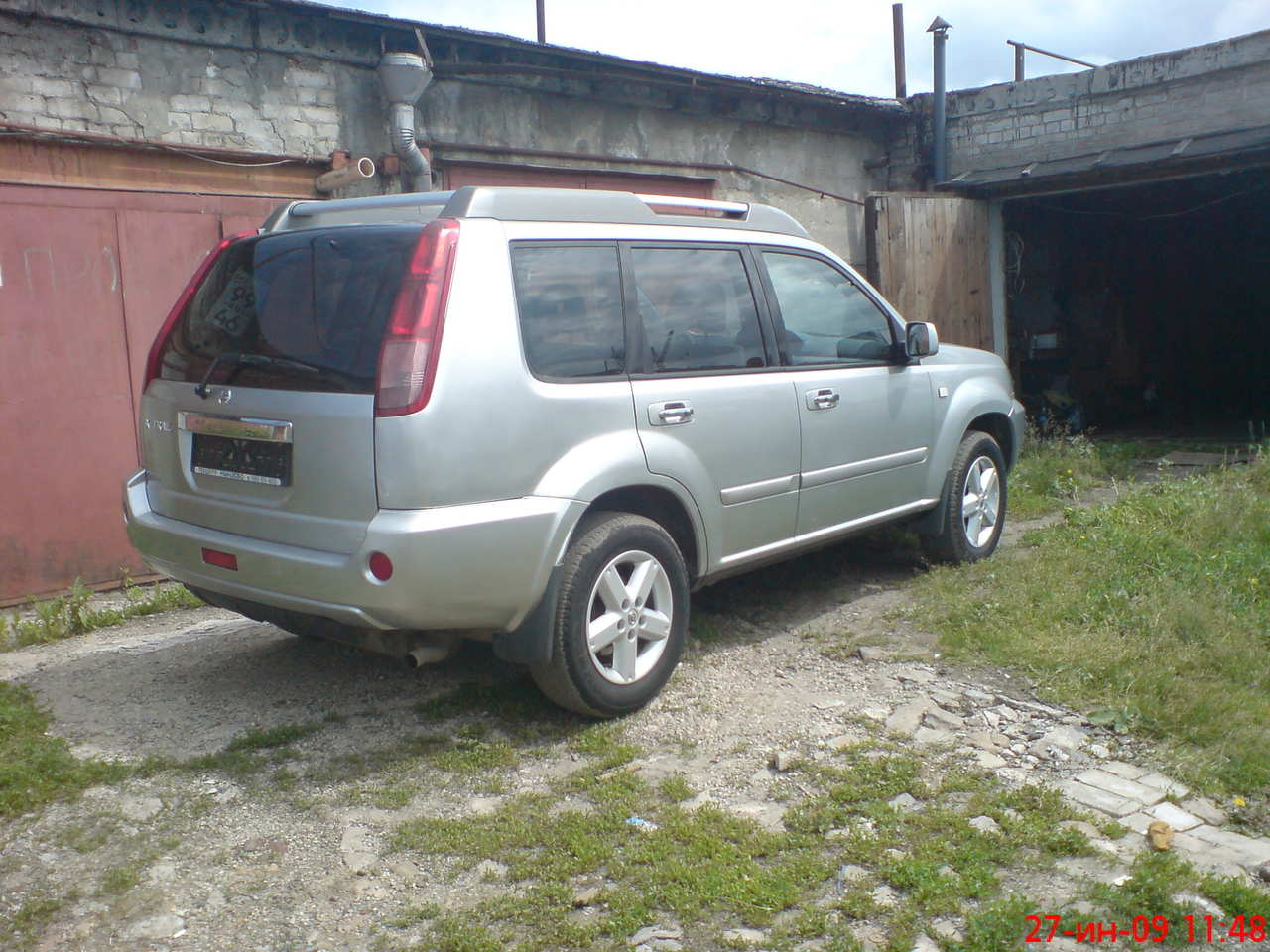 2004 nissan x trail photos 2 5 gasoline manual for sale. Black Bedroom Furniture Sets. Home Design Ideas