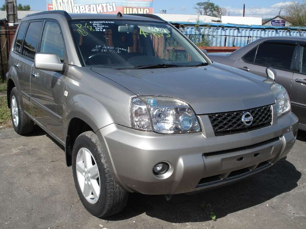 Nissan X Trail 2004 Pictures Cargurus Boy444 Xtrail Offroad Modified Pics 2 0 Gasoline Automatic For Sale