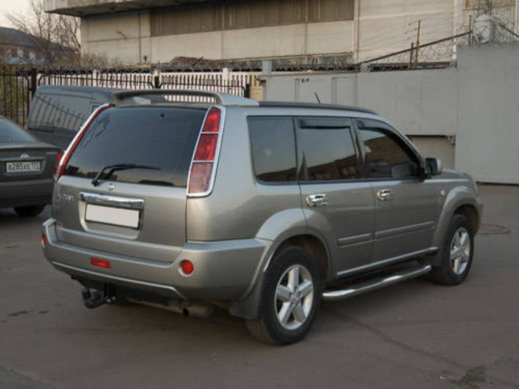 2005 nissan x trail photos. Black Bedroom Furniture Sets. Home Design Ideas