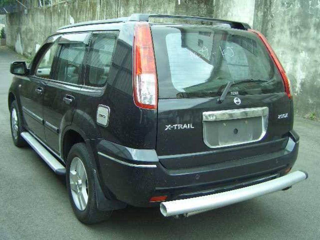2005 nissan x trail pictures. Black Bedroom Furniture Sets. Home Design Ideas