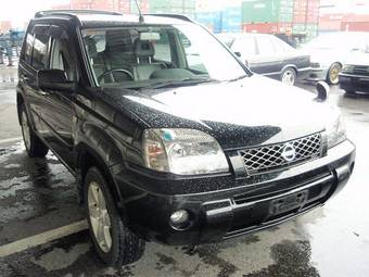 2005 Nissan X-trail Pictures