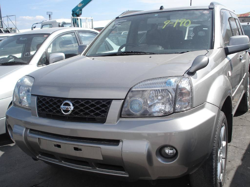 2005 nissan x trail pics 2 0 gasoline automatic for sale. Black Bedroom Furniture Sets. Home Design Ideas