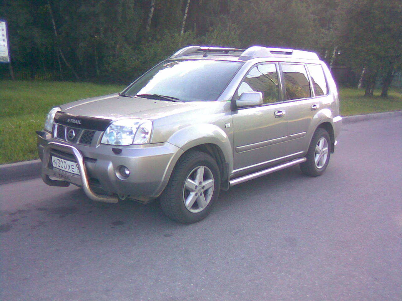 2005 nissan x trail pictures gasoline automatic for sale. Black Bedroom Furniture Sets. Home Design Ideas